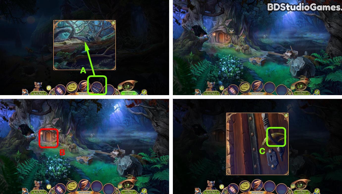 Midnight Calling: Arabella Bonus Chapter Walkthrough Screenshot