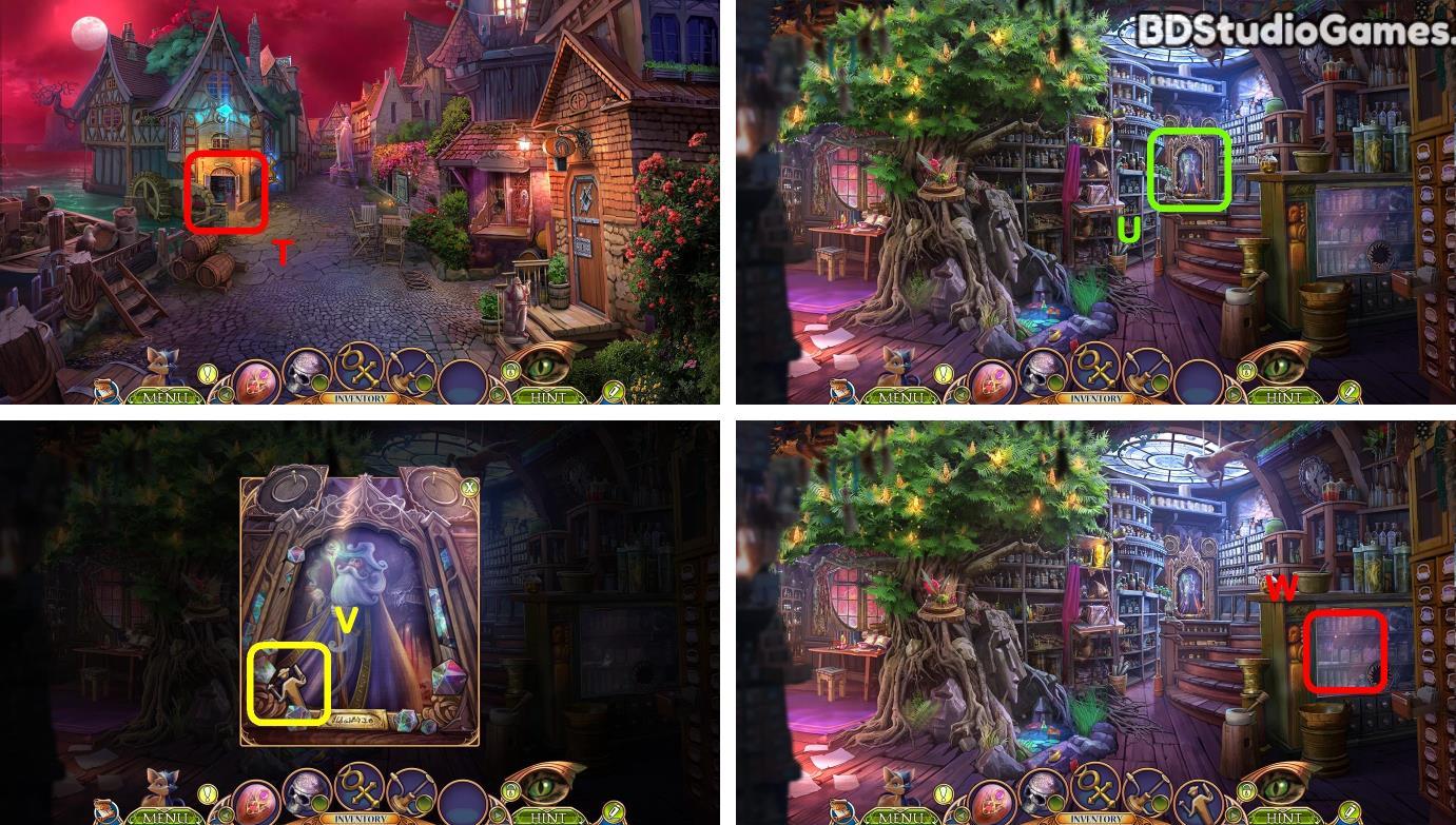 Midnight Calling: Arabella Walkthrough Screenshot