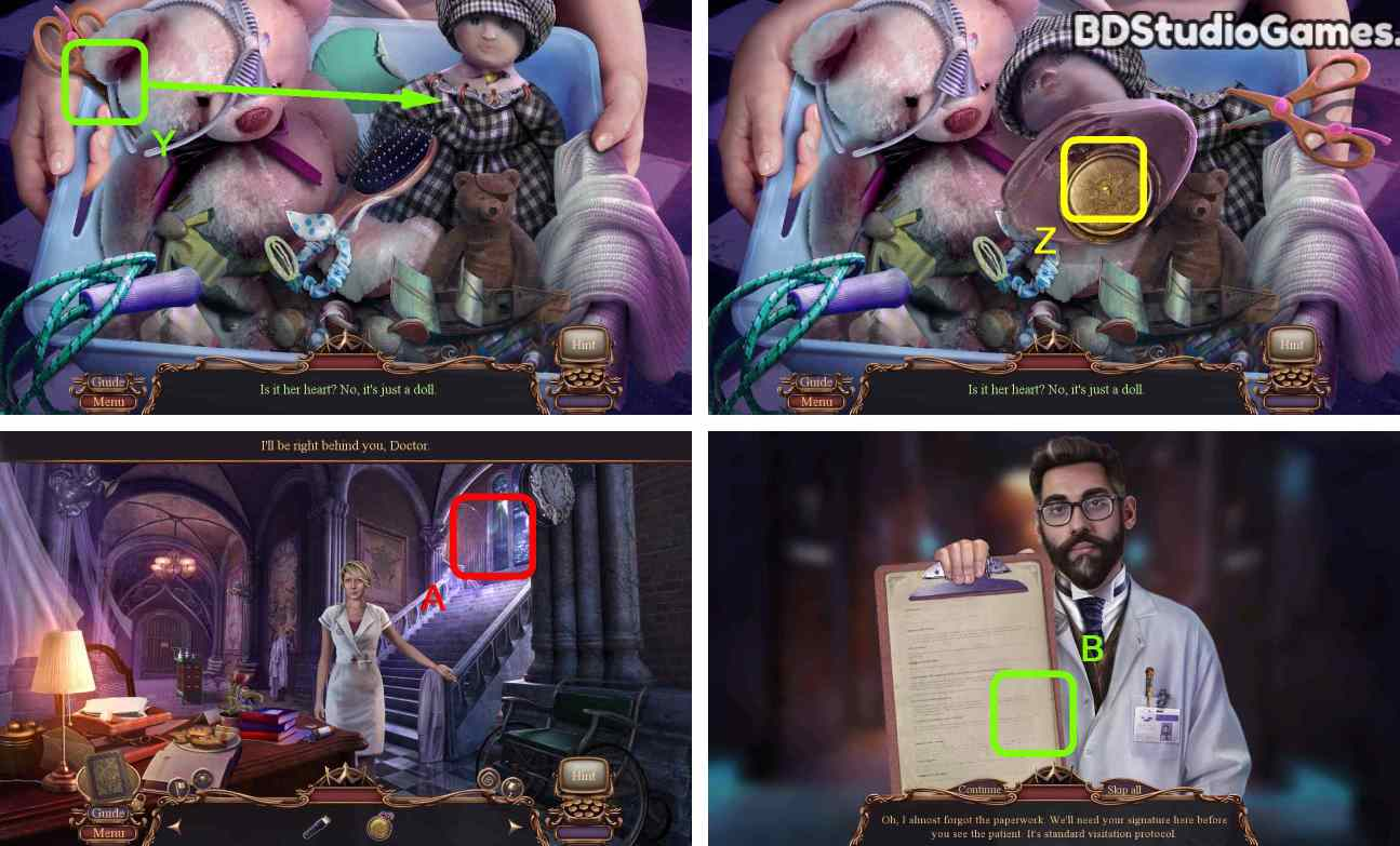 Mystery Case Files: Black Crown Walkthrough Screenshot 0010