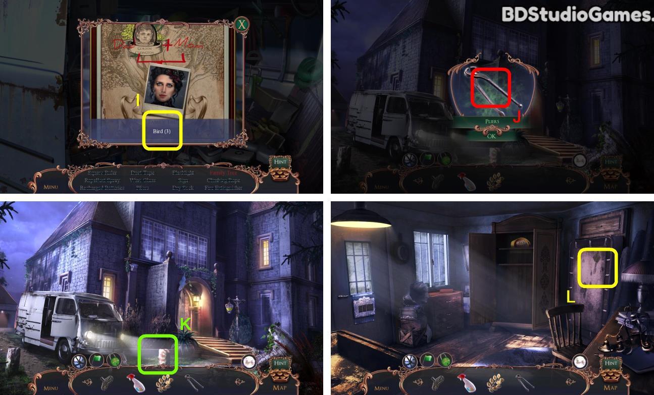 Mystery Case Files: The Countess Walkthrough Screenshot 0015