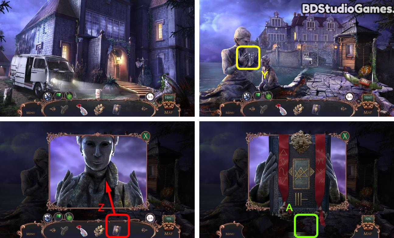 Mystery Case Files: The Countess Walkthrough Screenshot 0019