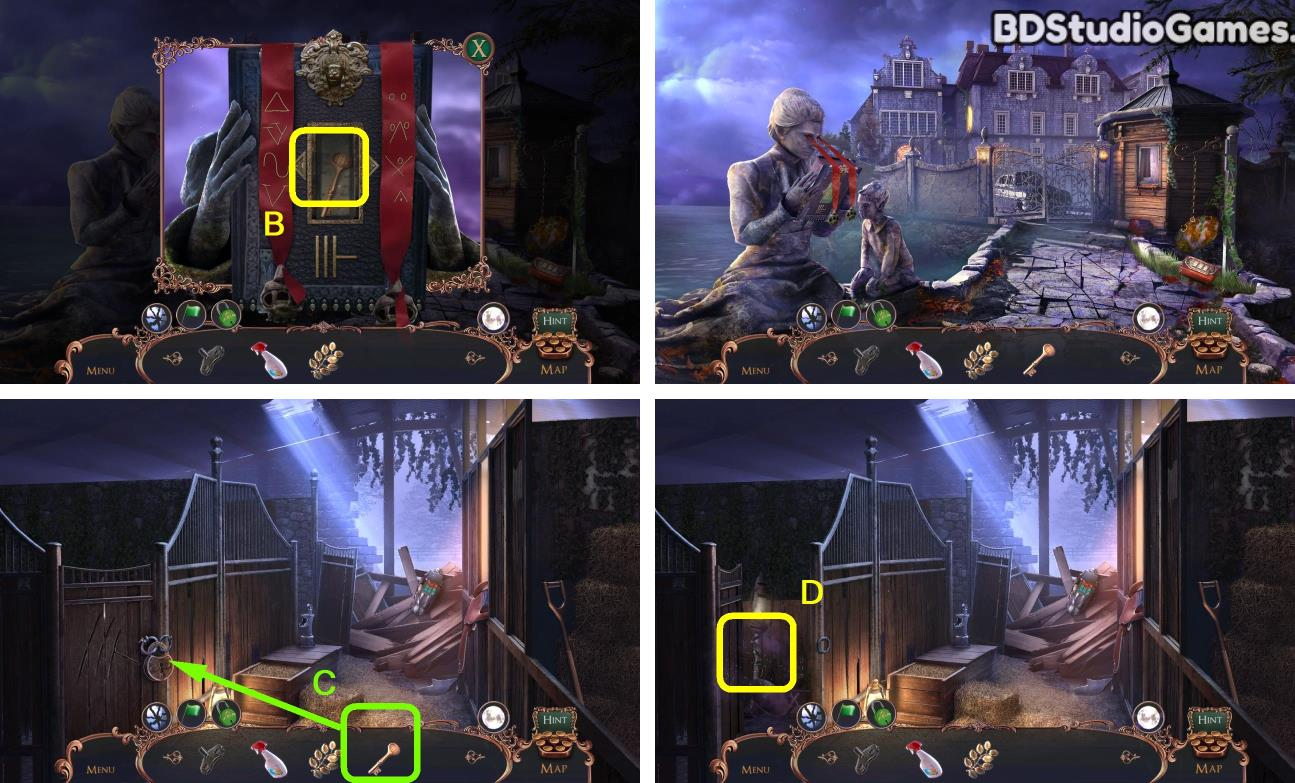 Mystery Case Files: The Countess Walkthrough Screenshot 0020