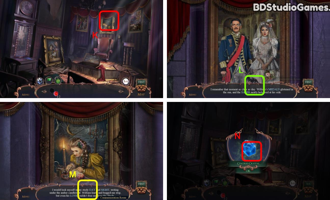 Mystery Case Files: The Countess Walkthrough Screenshot 0043