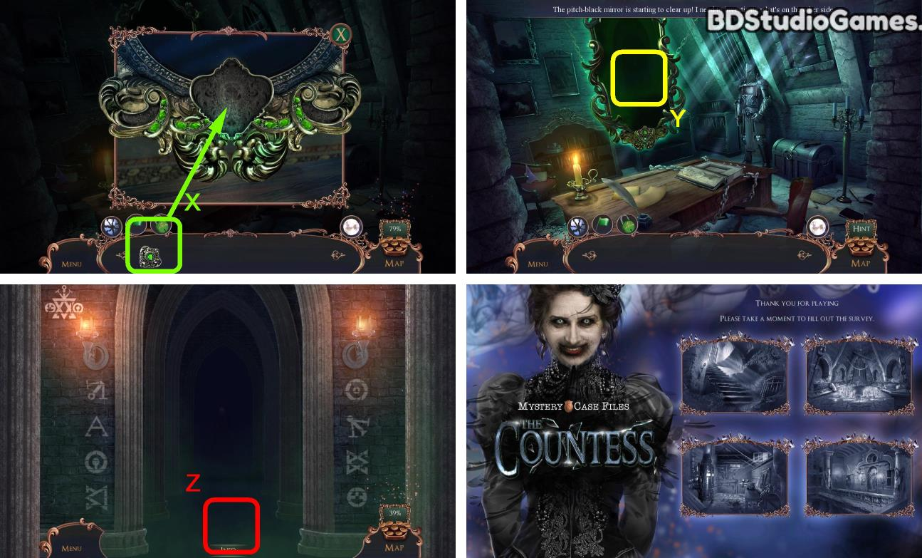 Mystery Case Files: The Countess Walkthrough Screenshot 0047