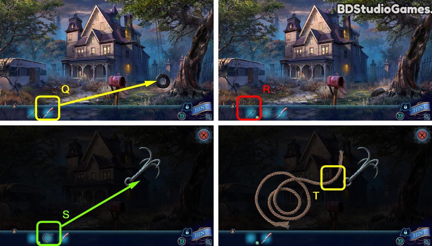 Mystery of the Ancients: No Escape Walkthrough Screenshot 0018
