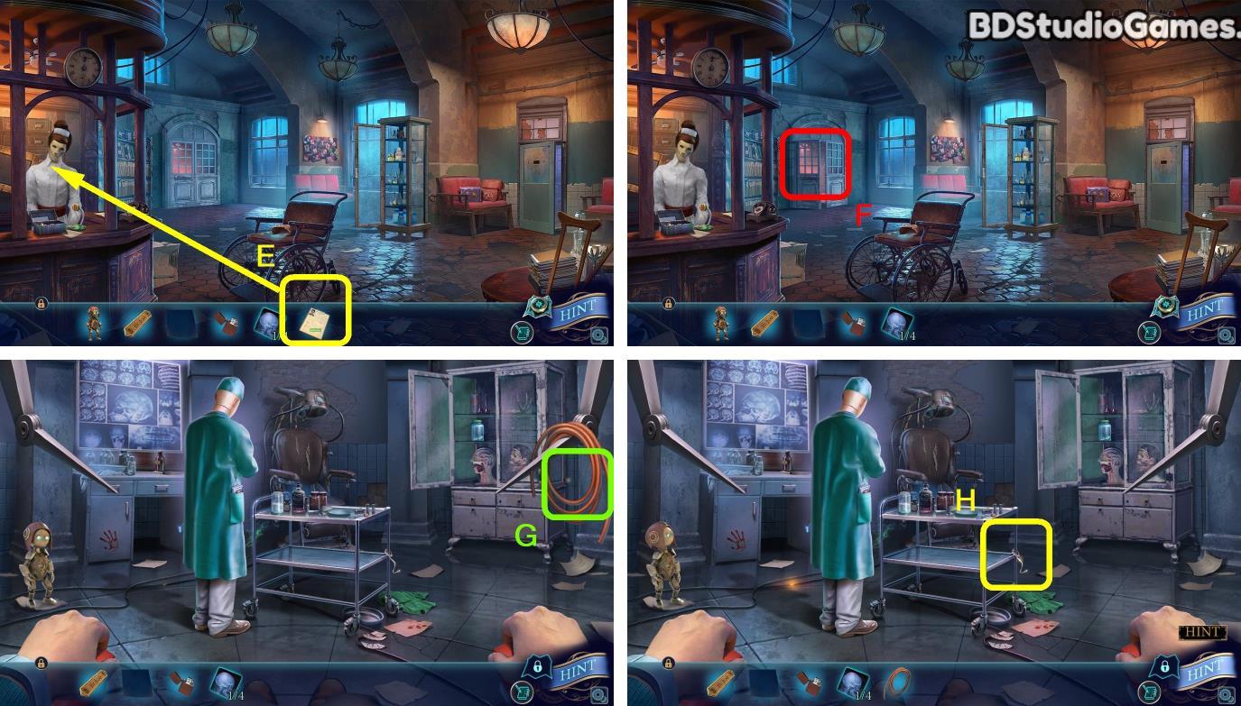 Mystery of the Ancients: No Escape Walkthrough Screenshot 0081