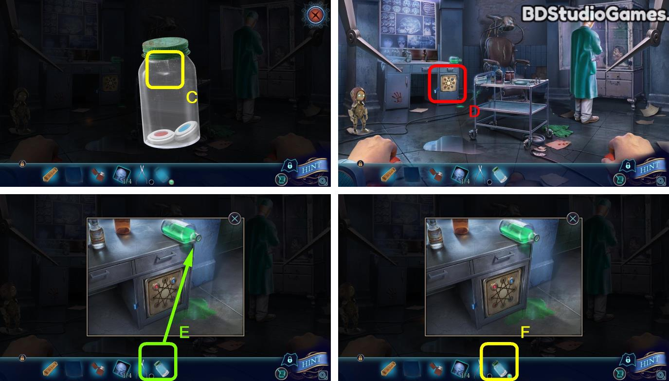 Mystery of the Ancients: No Escape Walkthrough Screenshot 0087