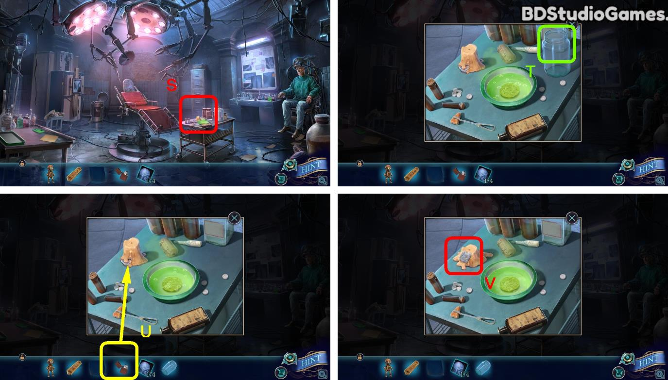 Mystery of the Ancients: No Escape Walkthrough Screenshot 0091