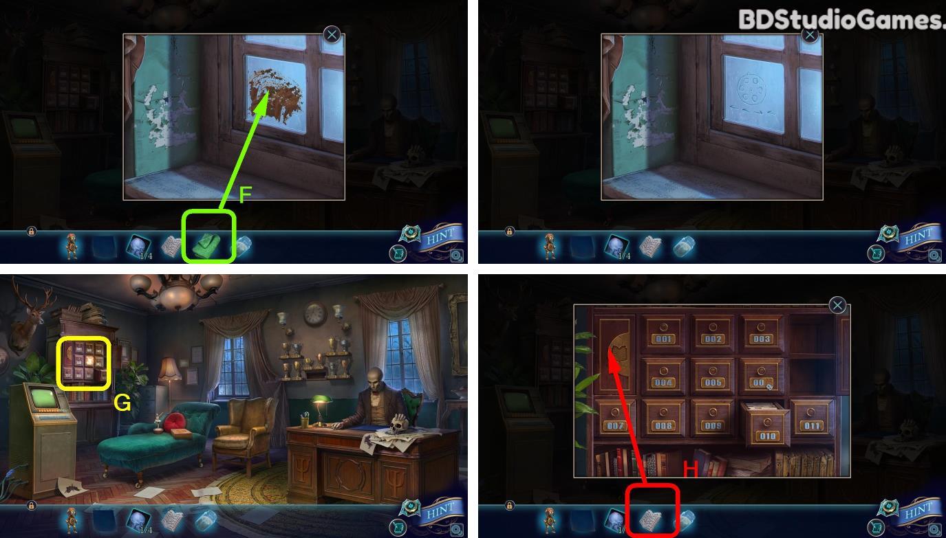 Mystery of the Ancients: No Escape Walkthrough Screenshot 0095
