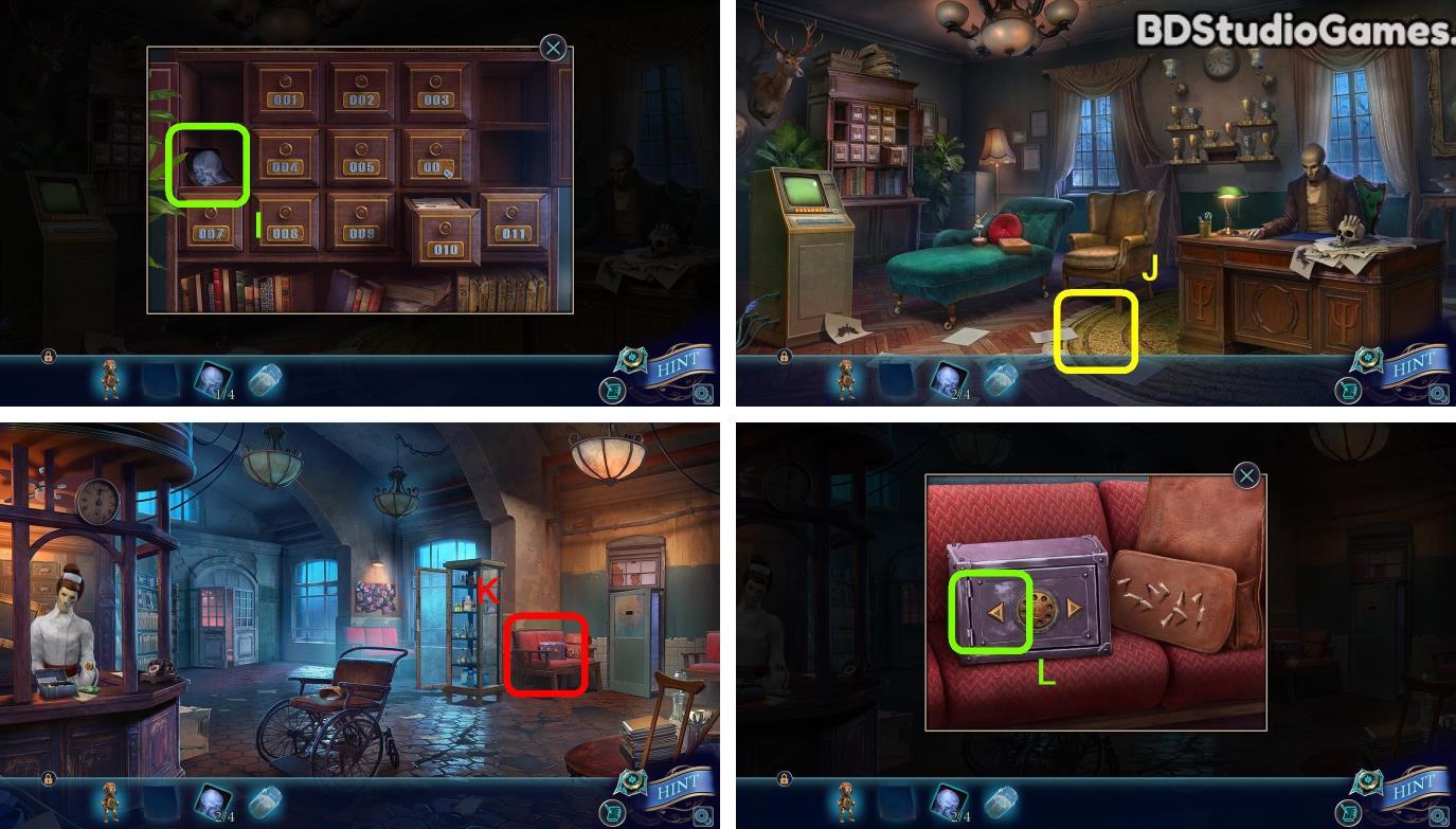 Mystery of the Ancients: No Escape Walkthrough Screenshot 0096