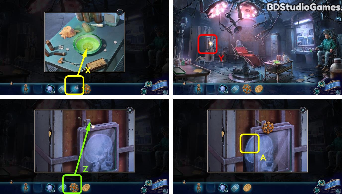 Mystery of the Ancients: No Escape Walkthrough Screenshot 0100