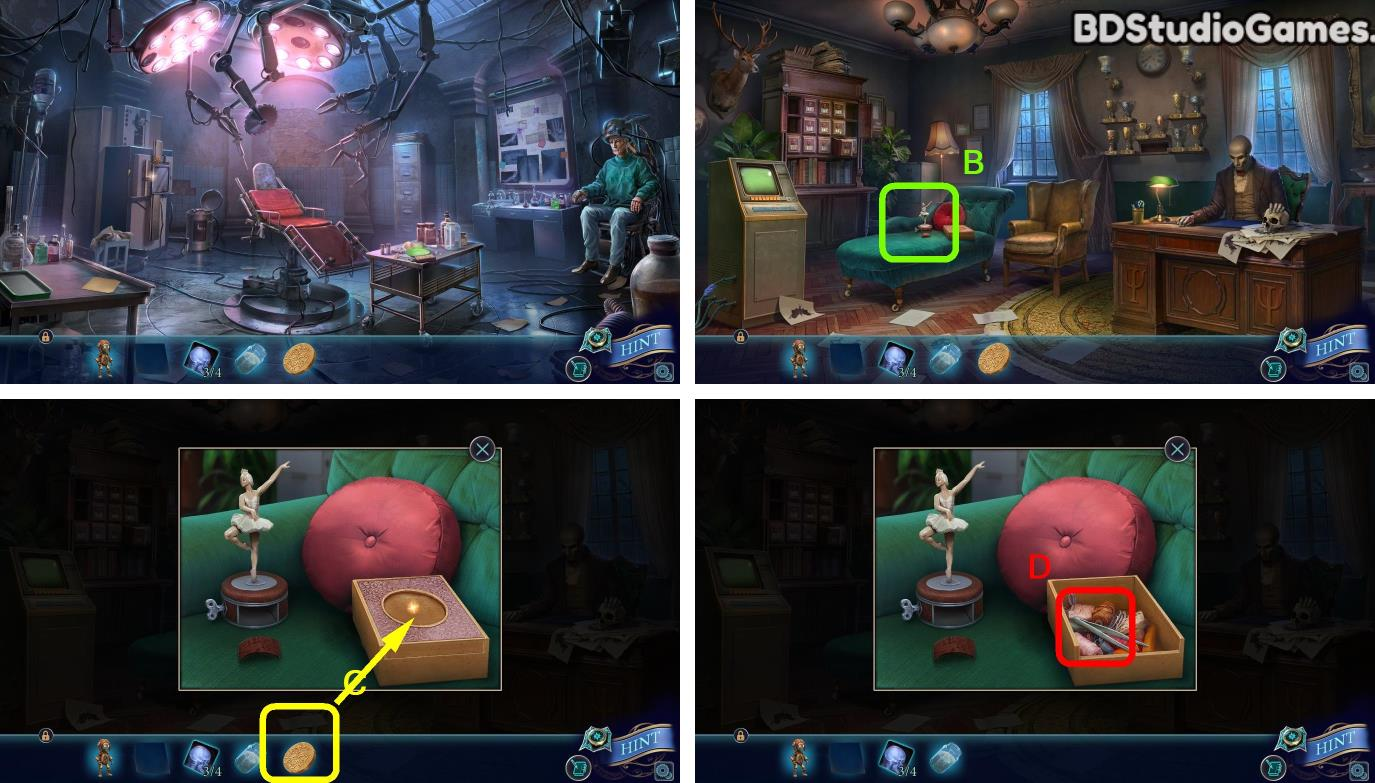 Mystery of the Ancients: No Escape Walkthrough Screenshot 0101