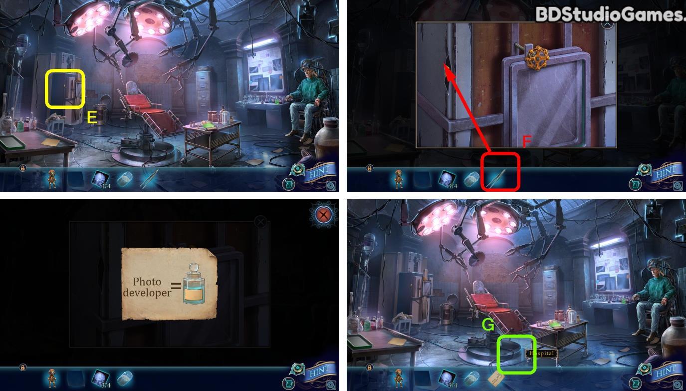 Mystery of the Ancients: No Escape Walkthrough Screenshot 0102