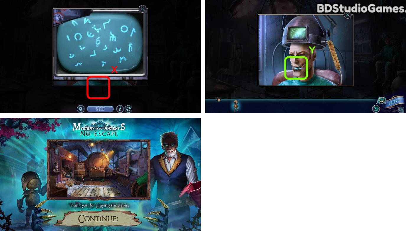 Mystery of the Ancients: No Escape Walkthrough Screenshot 0107