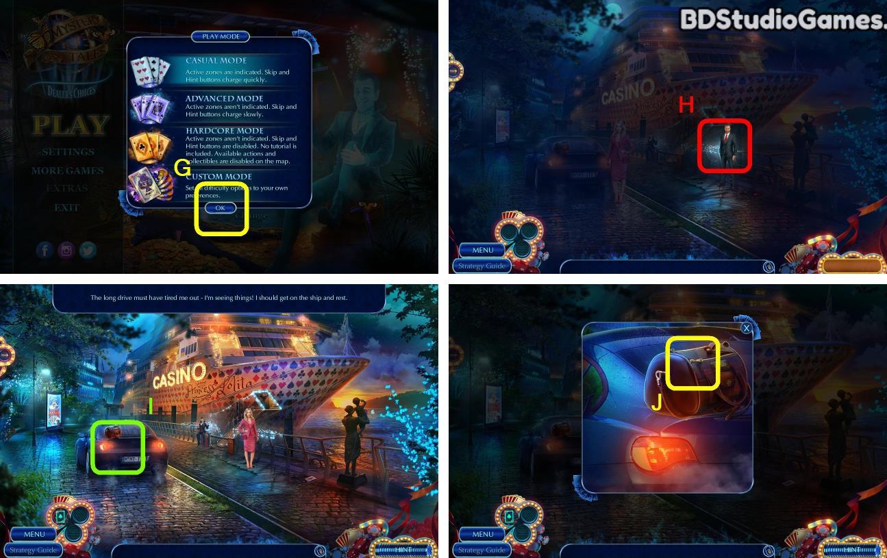 Mystery Tales: Dealer's Choices Walkthrough Screenshot 0001
