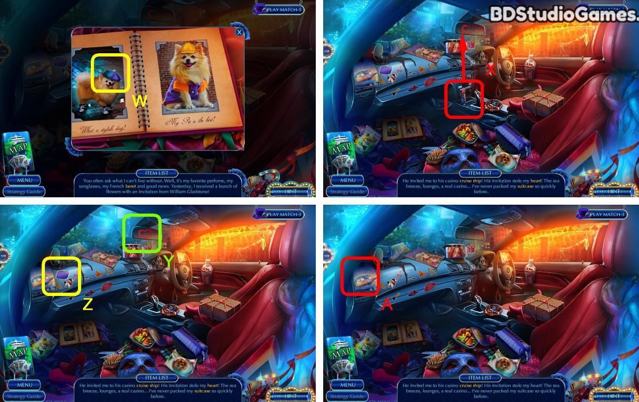 Mystery Tales: Dealer's Choices Walkthrough Screenshot 0011