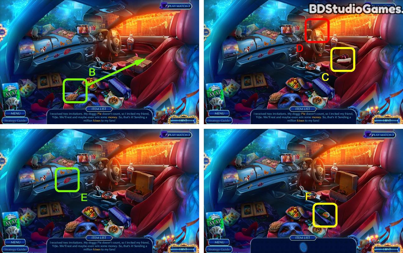 Mystery Tales: Dealer's Choices Walkthrough Screenshot 0012