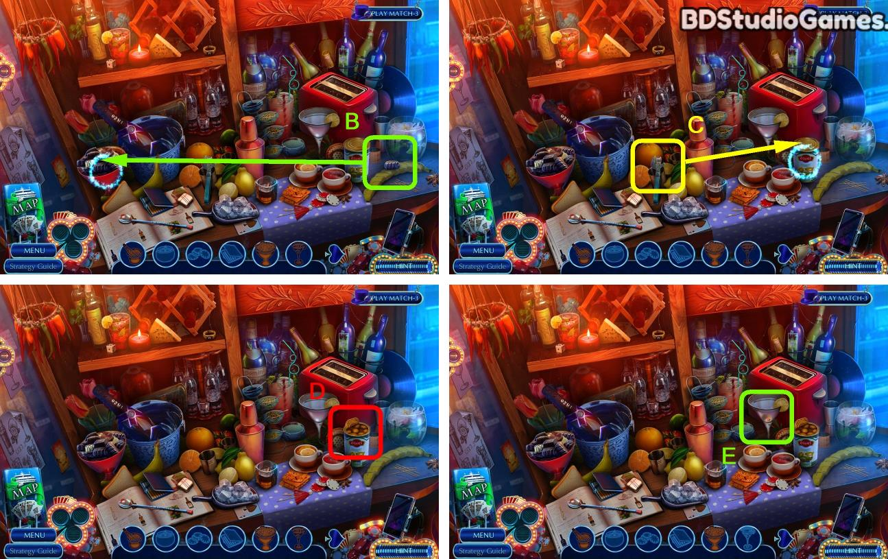 Mystery Tales: Dealer's Choices Walkthrough Screenshot 0049