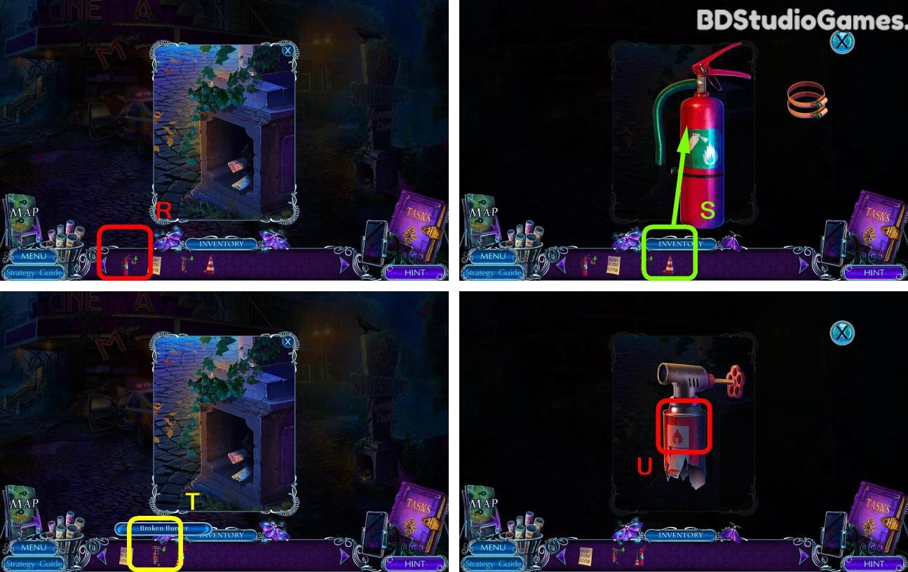 Mystery Tales: The Reel Horror Beta Version Walkthrough Screenshot
