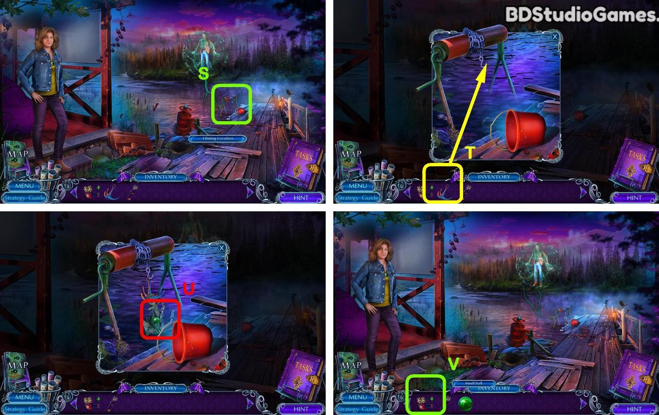 Mystery Tales: The Reel Horror Bonus Chapter Walkthrough Screenshot 0081