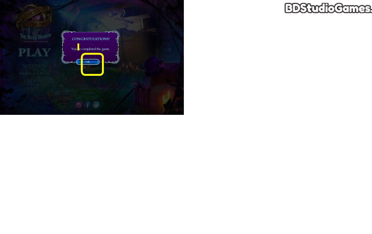 Mystery Tales: The Reel Horror Bonus Chapter Walkthrough Screenshot 0085