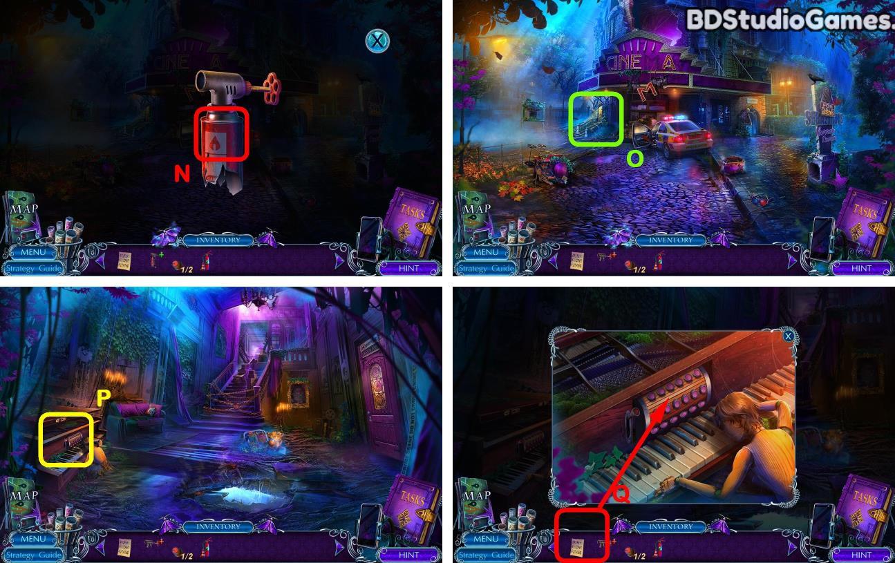 Mystery Tales: The Reel Horror Walkthrough Screenshot 0024