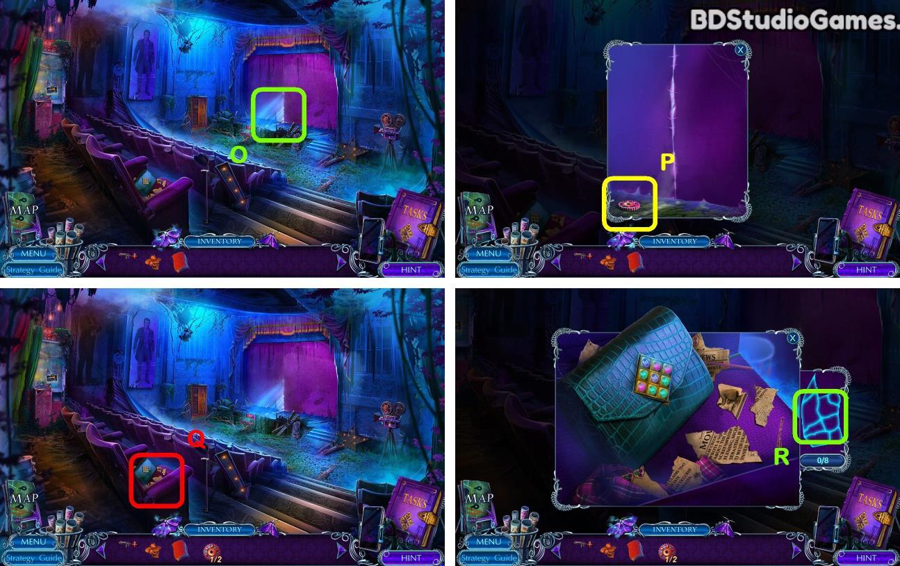 Mystery Tales: The Reel Horror Walkthrough Screenshot 0031