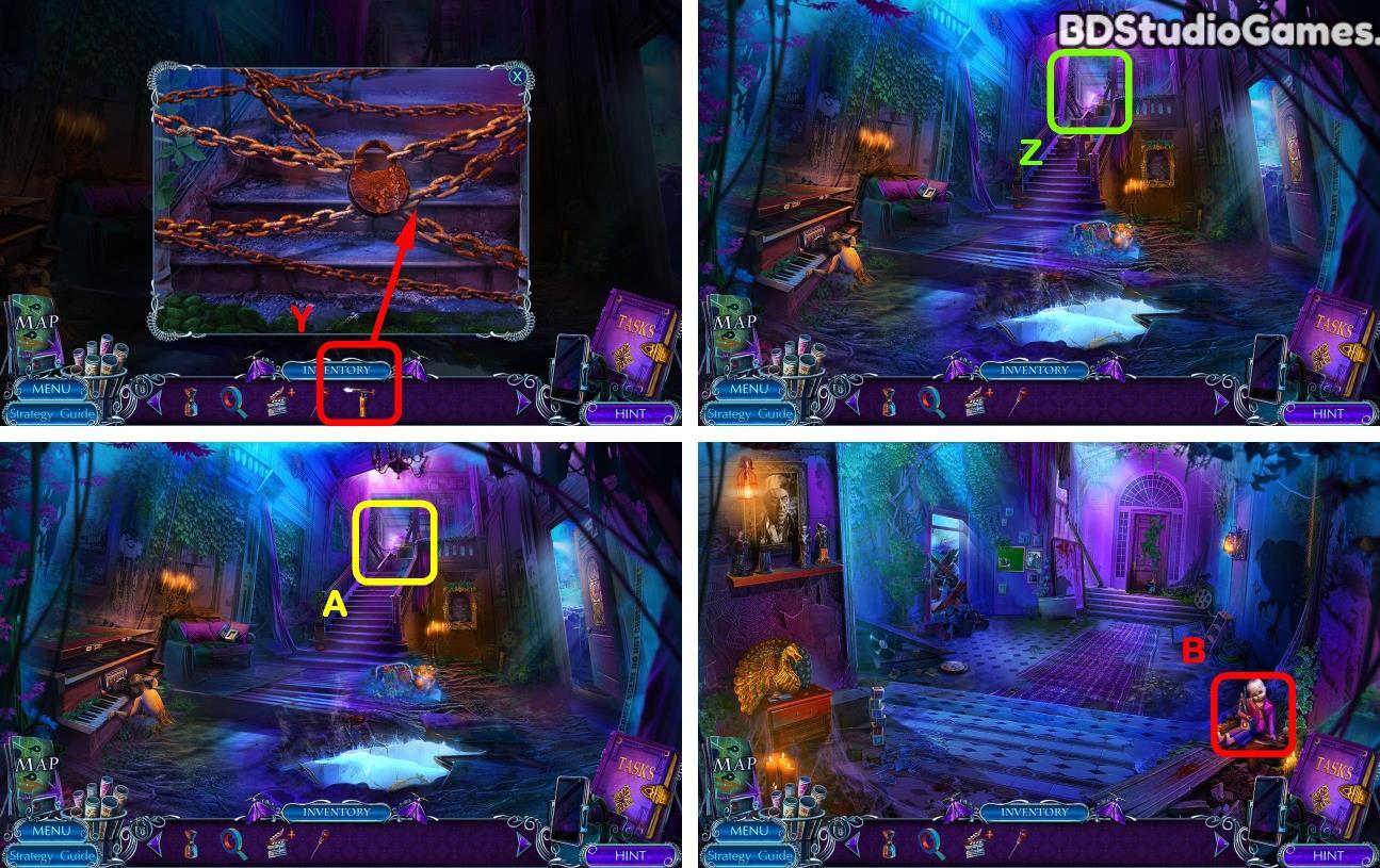 Mystery Tales: The Reel Horror Walkthrough Screenshot 0040