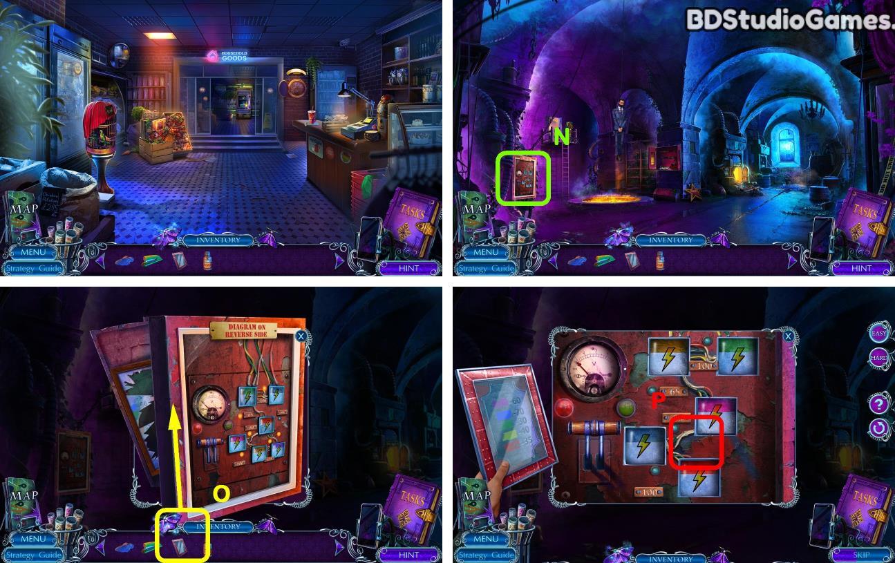 Mystery Tales: The Reel Horror Walkthrough Screenshot 0104