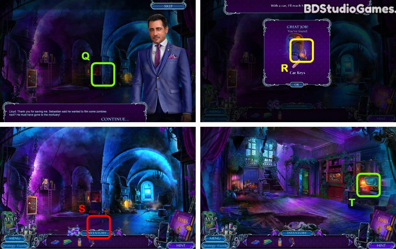 Mystery Tales: The Reel Horror Walkthrough Screenshot 0105