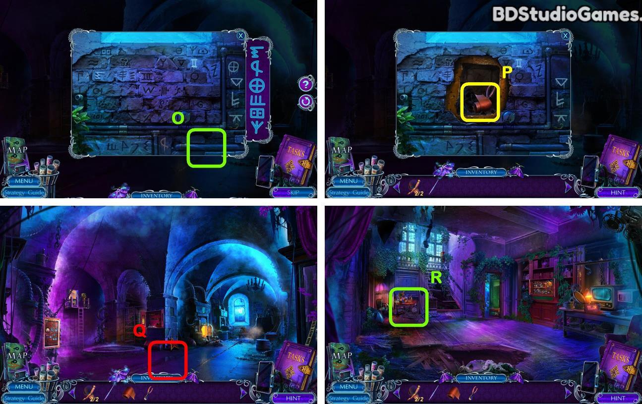 Mystery Tales: The Reel Horror Walkthrough Screenshot 0111