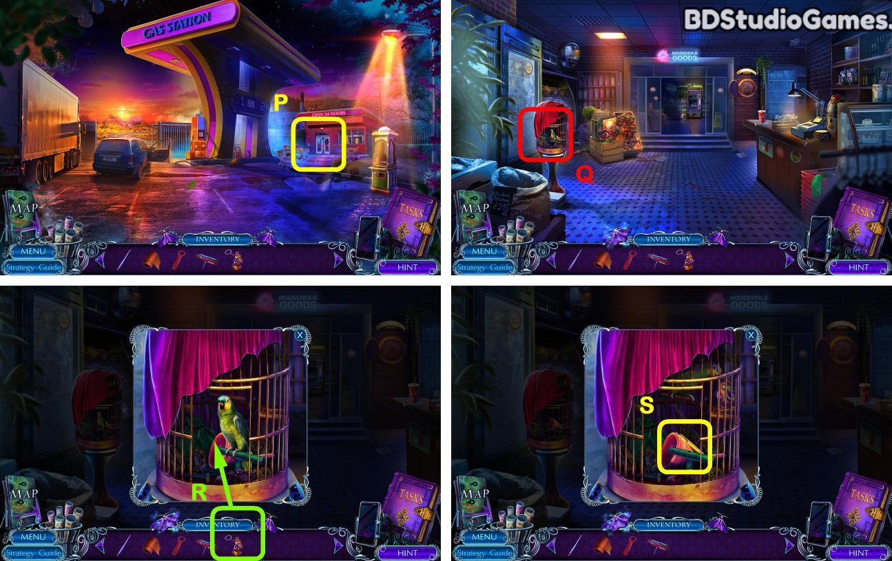 Mystery Tales: The Reel Horror Walkthrough Screenshot 0118