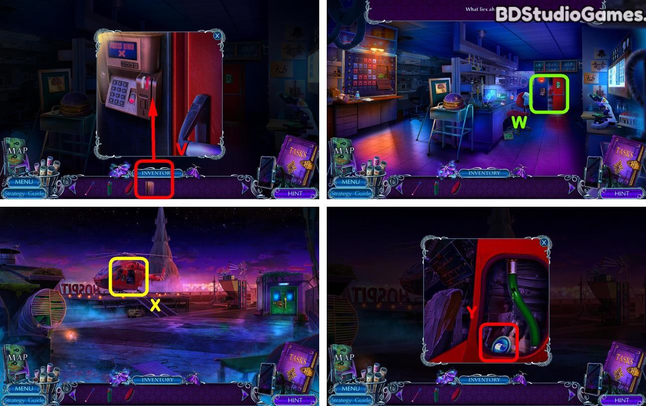 Mystery Tales: The Reel Horror Walkthrough Screenshot 0165
