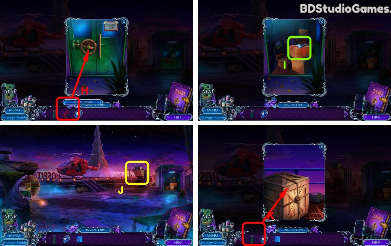 Mystery Tales: The Reel Horror Walkthrough Screenshot 0168