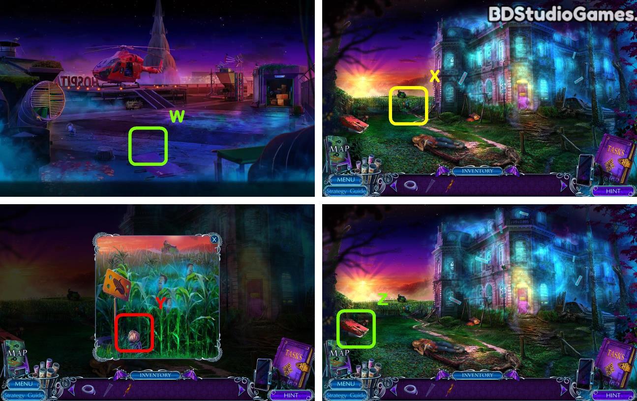 Mystery Tales: The Reel Horror Walkthrough Screenshot 0179