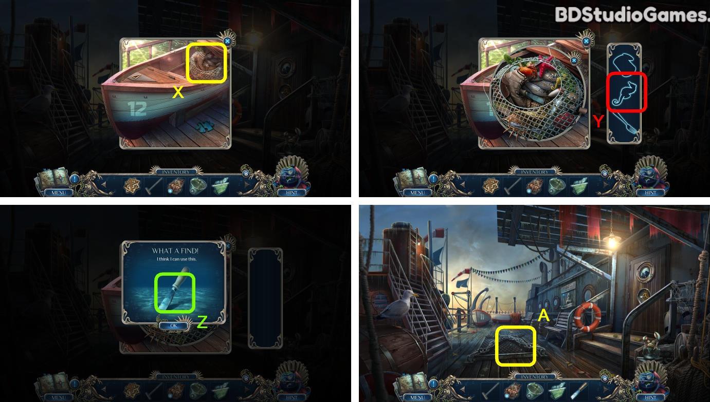 Mystery Trackers: Darkwater Bay Beta Version Walkthrough Screenshot