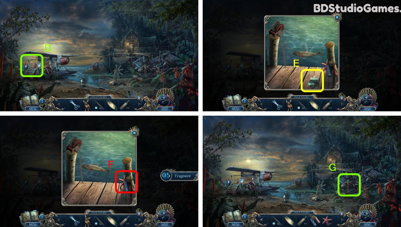 Mystery Trackers: Darkwater Bay Beta Version Walkthrough Screenshot