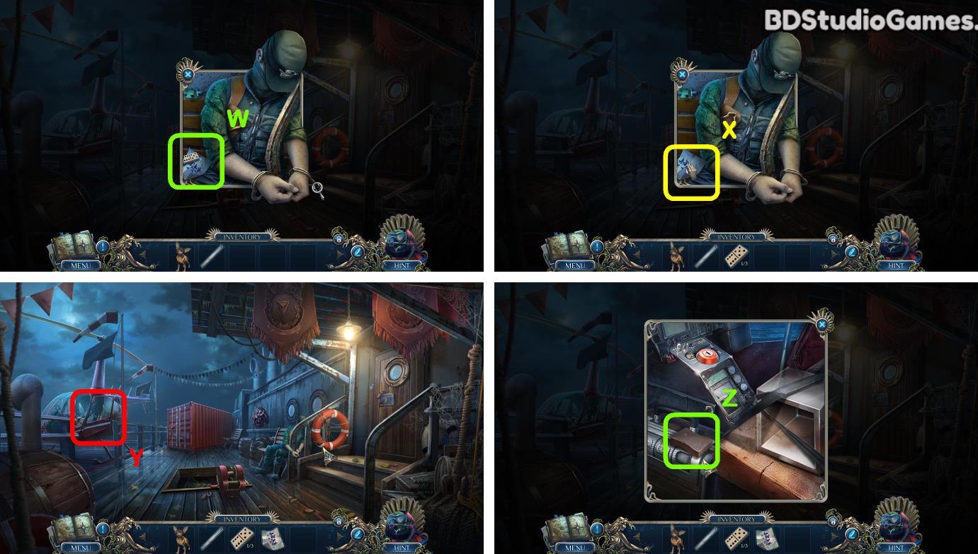 Mystery Trackers Darkwater Bay Bonus Chapter Walkthrough Screenshot 0003