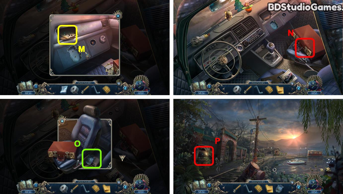 Mystery Trackers: Darkwater Bay Walkthrough Screenshot 0111