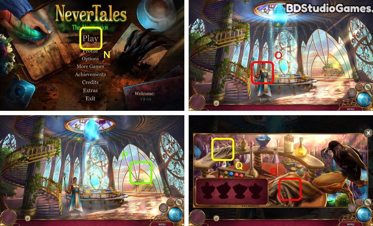 NeverTales: The Abomination Walkthrough Screenshot 0001