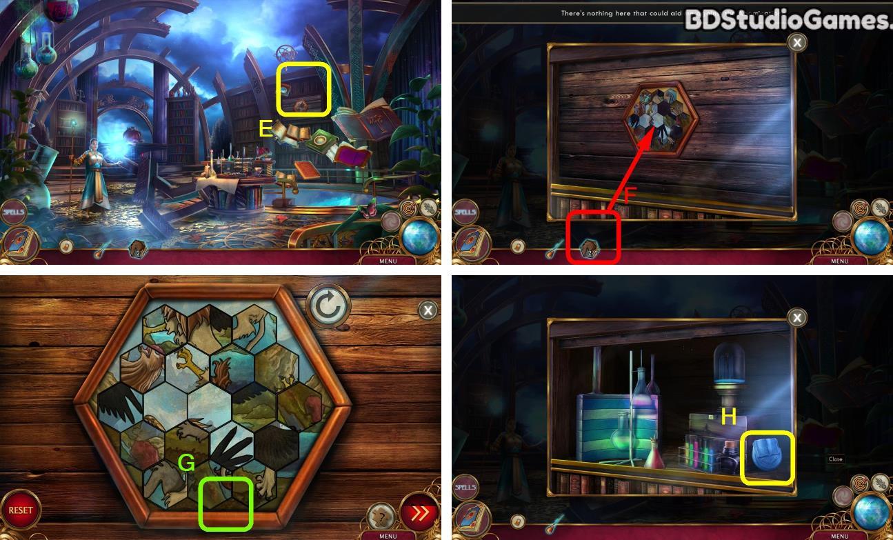 NeverTales: The Abomination Walkthrough Screenshot 0016