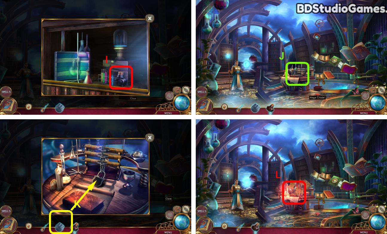 NeverTales: The Abomination Walkthrough Screenshot 0017