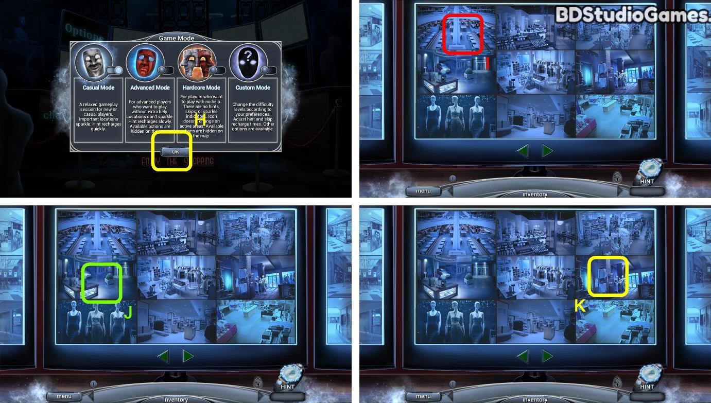 Paranormal Files: Enjoy the Shopping Walkthrough Screenshot 0001