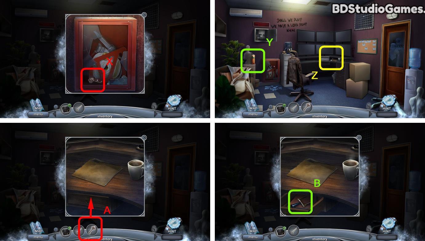Paranormal Files: Enjoy the Shopping Walkthrough Screenshot 0005