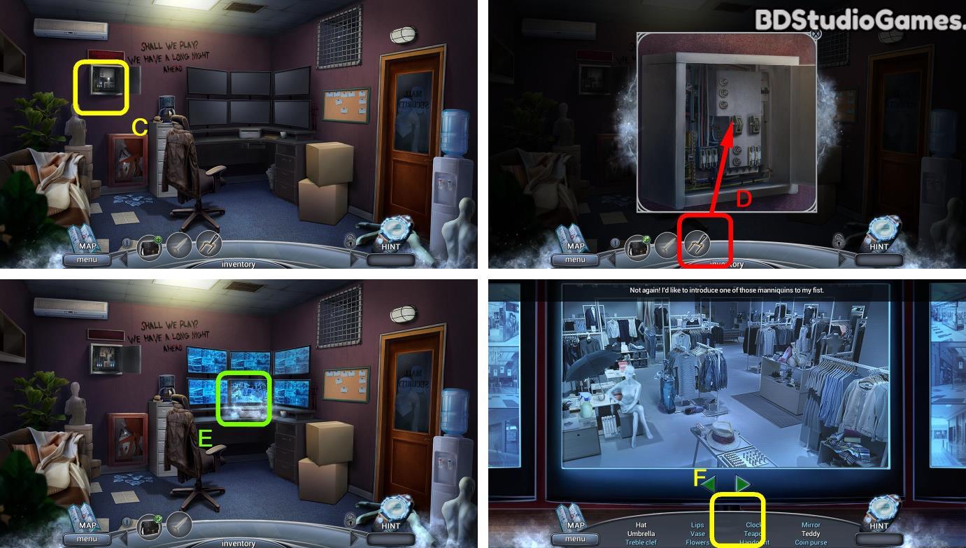 Paranormal Files: Enjoy the Shopping Walkthrough Screenshot 0006