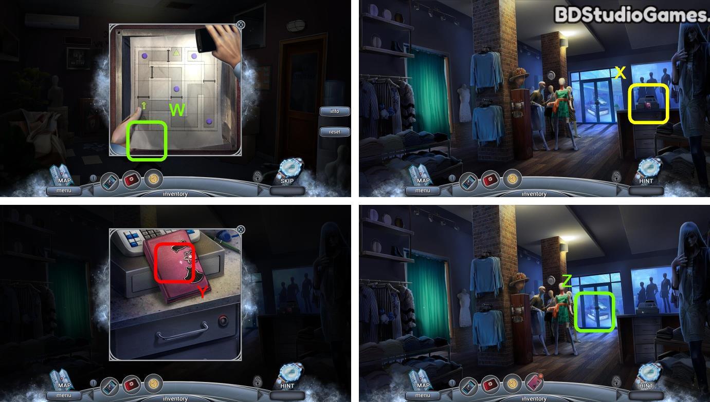 Paranormal Files: Enjoy the Shopping Walkthrough Screenshot 0011