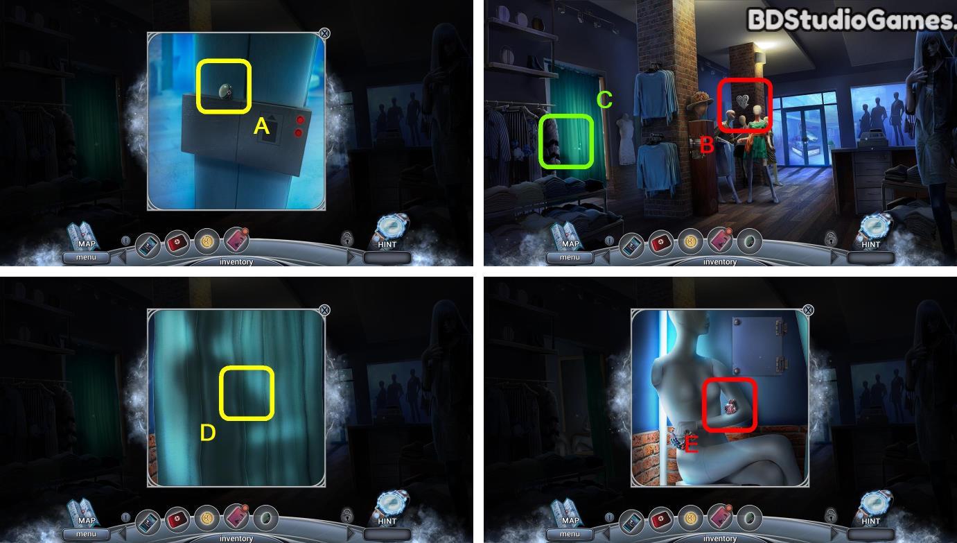 Paranormal Files: Enjoy the Shopping Walkthrough Screenshot 0012