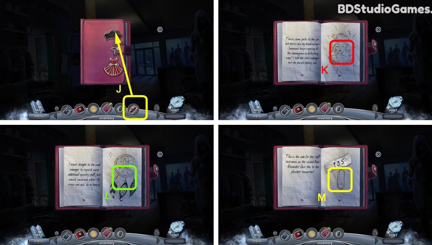 Paranormal Files: Enjoy the Shopping Walkthrough Screenshot 0014