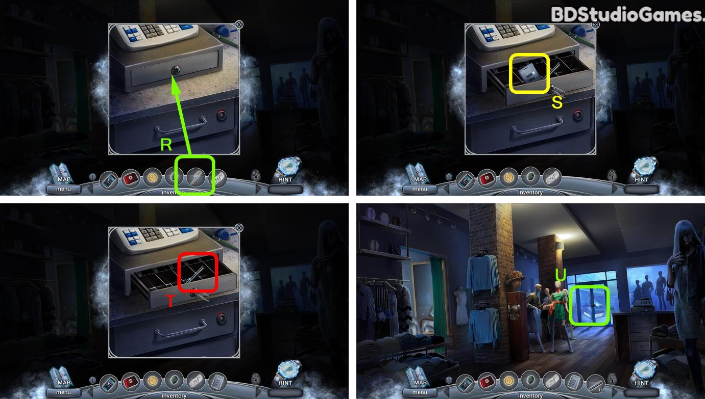 Paranormal Files: Enjoy the Shopping Walkthrough Screenshot 0016