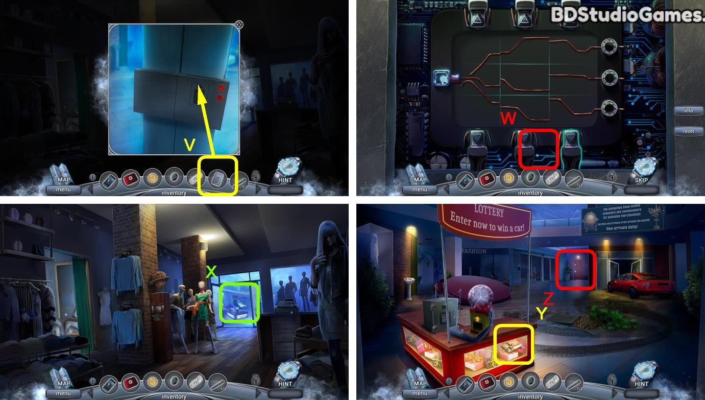 Paranormal Files: Enjoy the Shopping Walkthrough Screenshot 0017